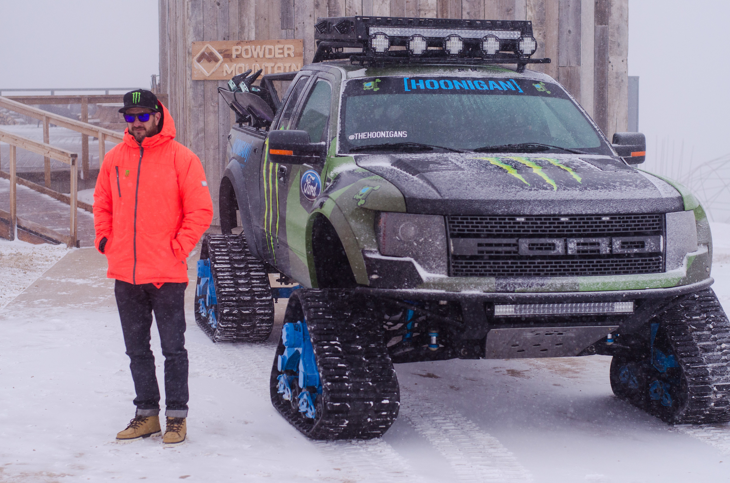 Ken Block Raptor