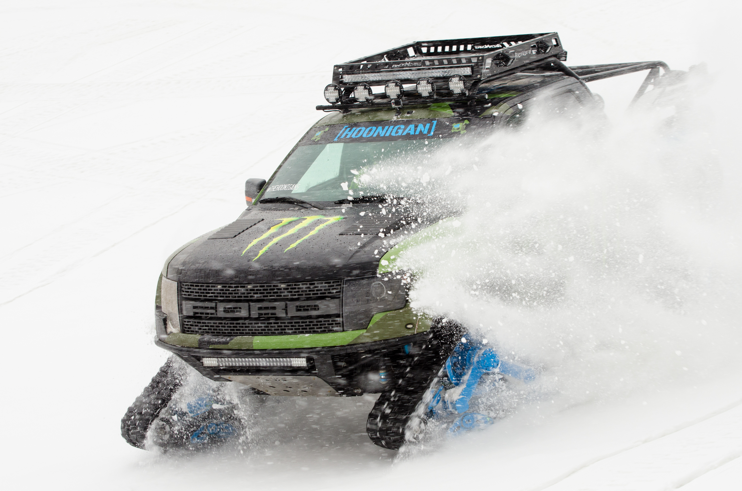 Ken Block Powder Mountain