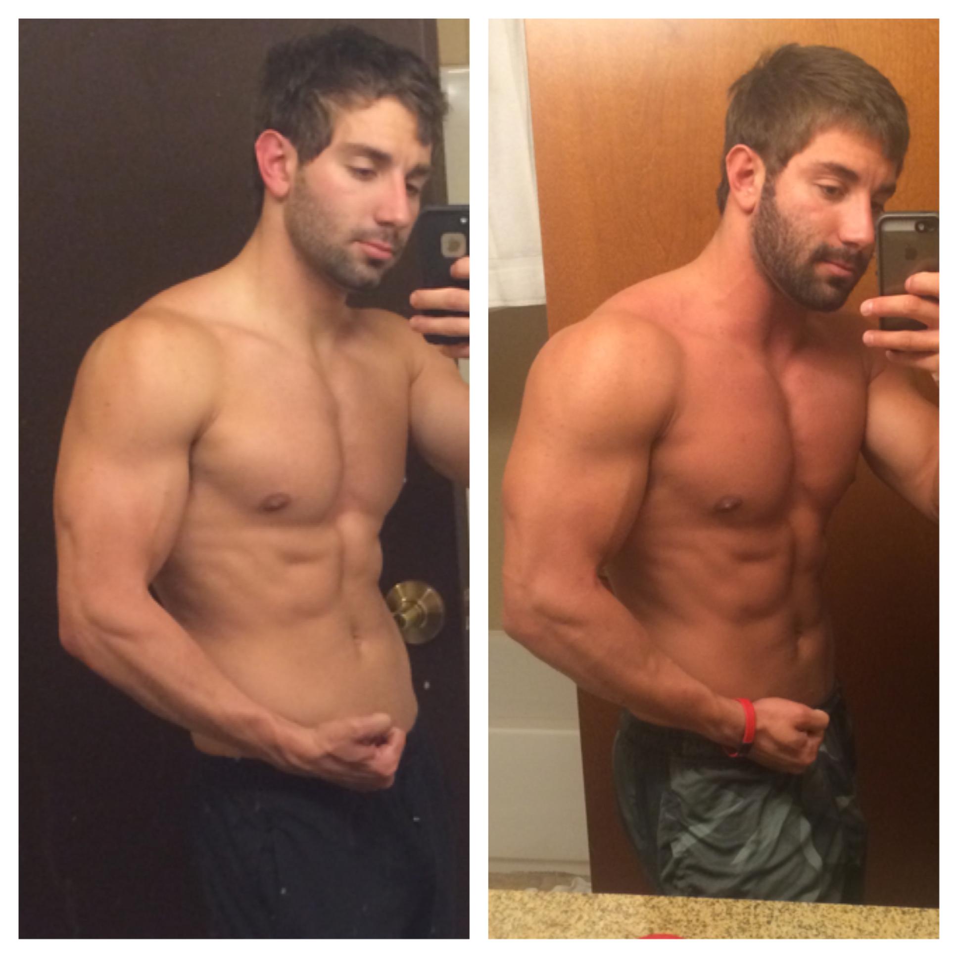 Alex's 12 Week Transformation!