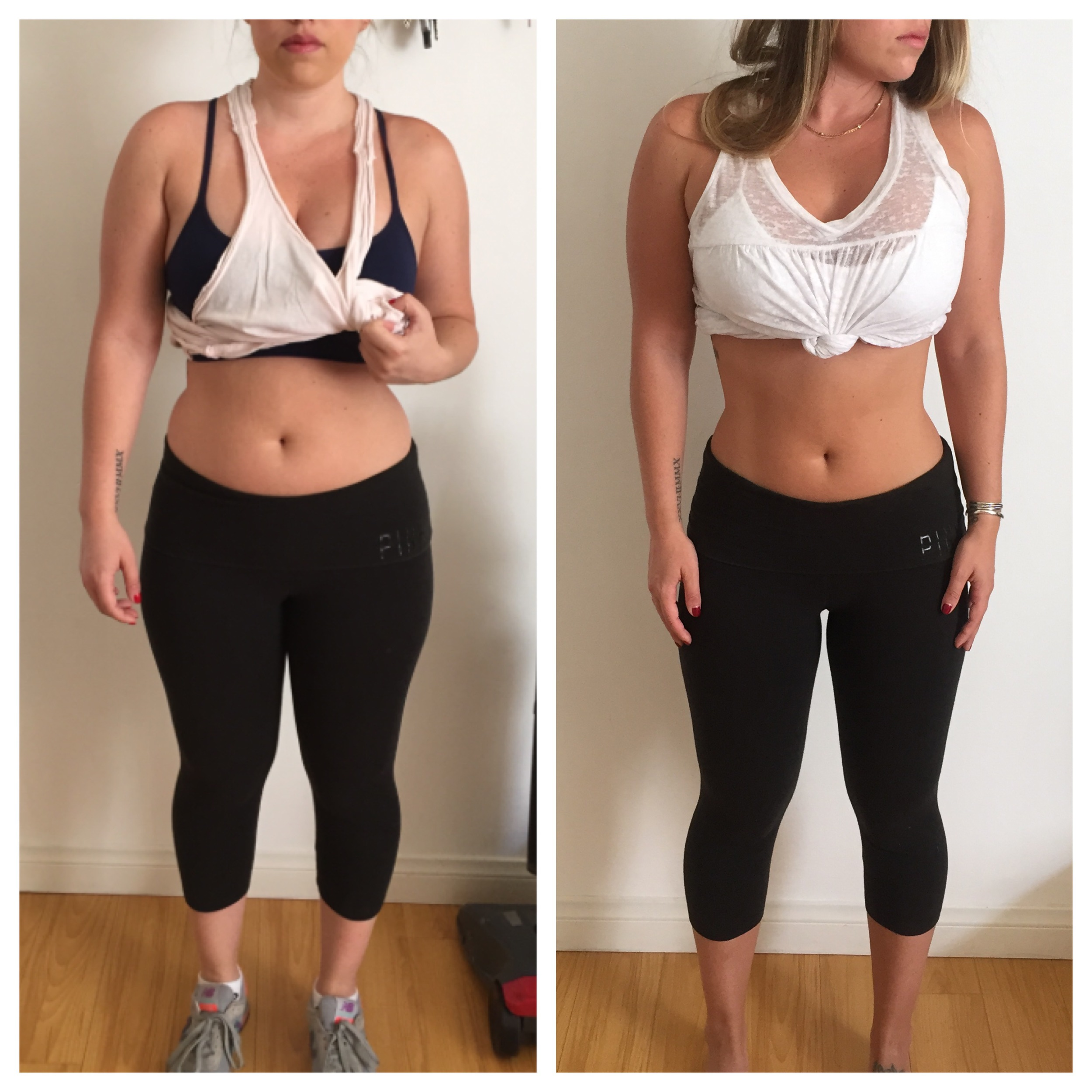 Sarah Lindsay Transformation