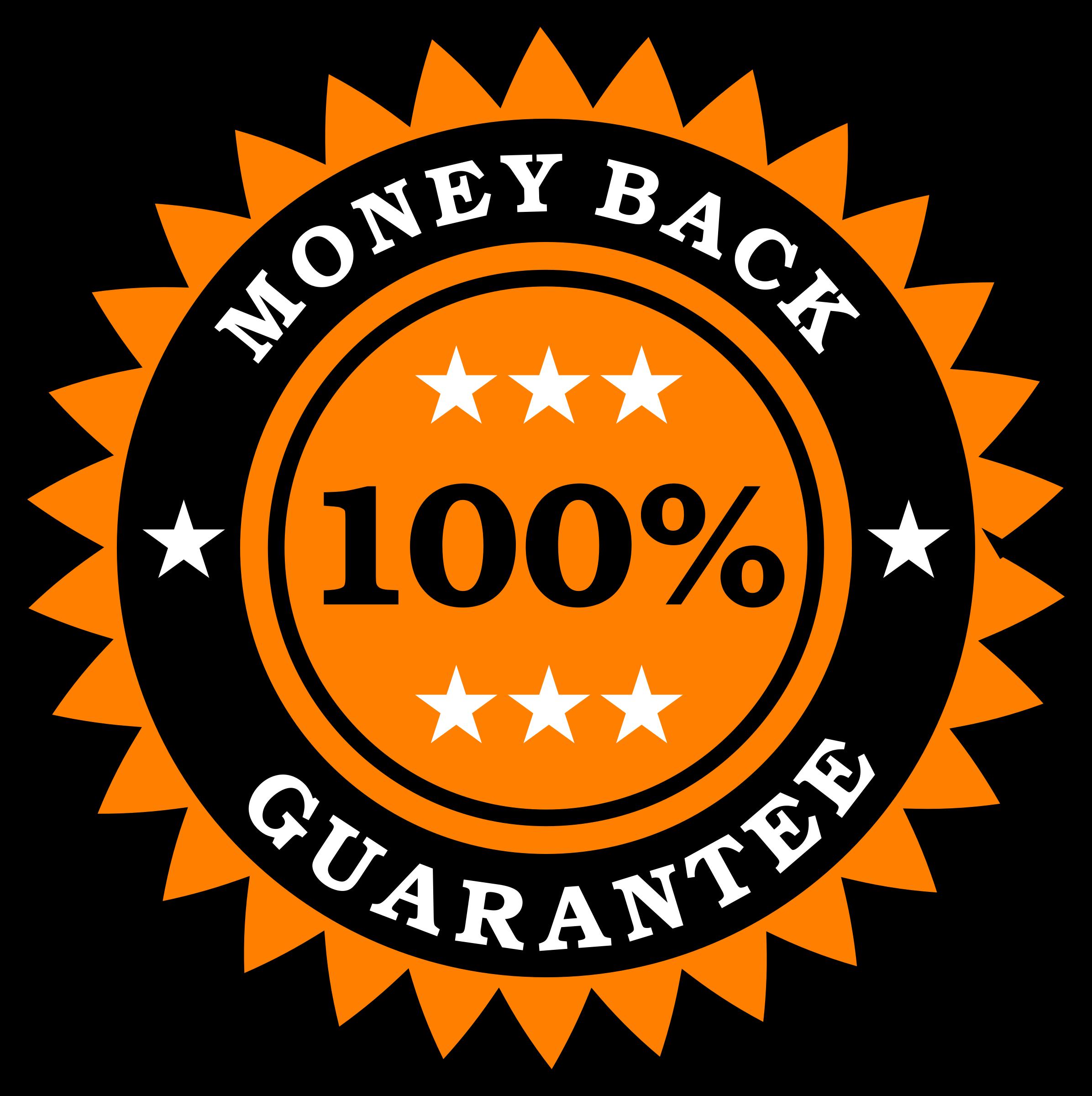 Money Back Sticker .png