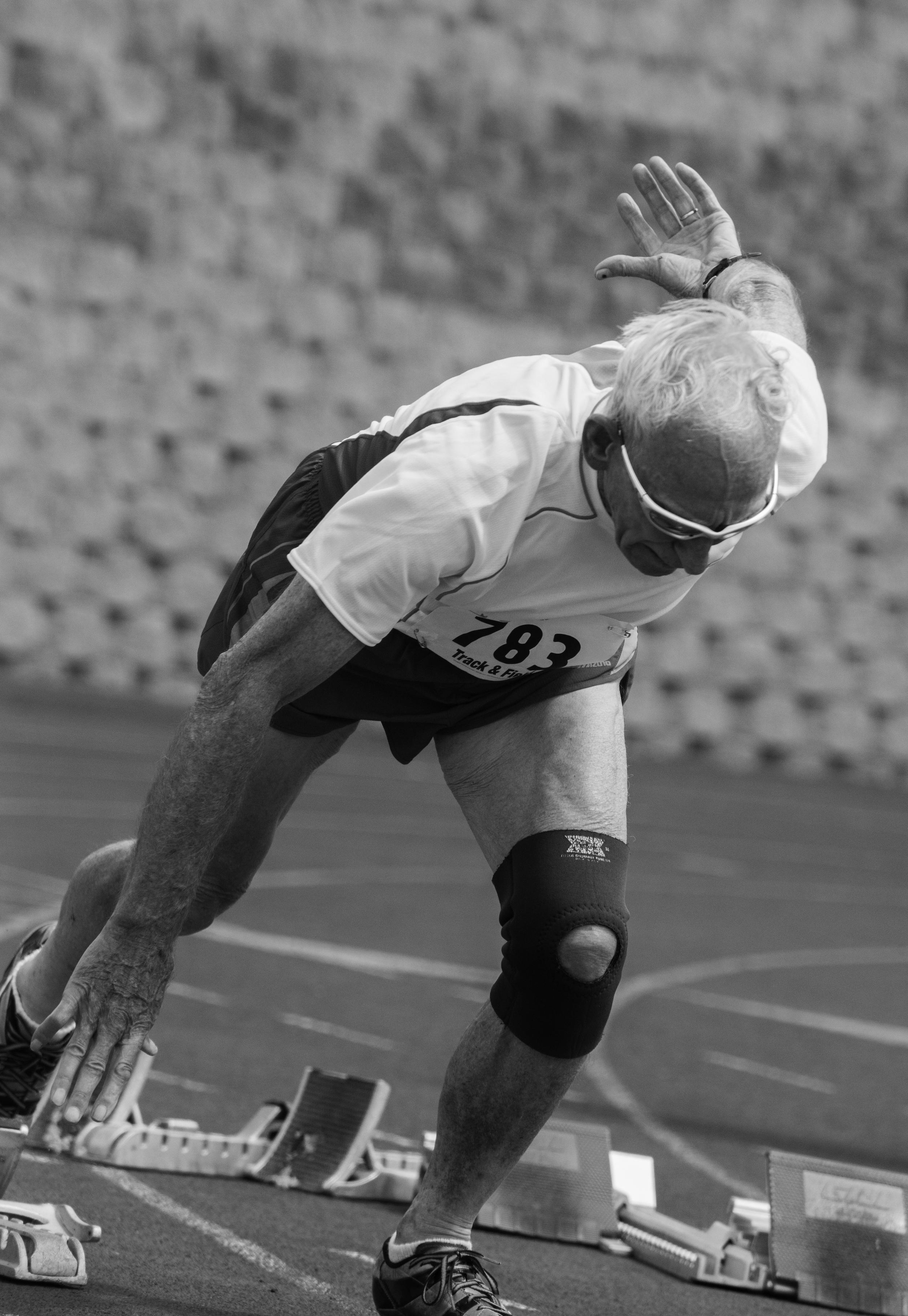 Melvin Larsen, 91, 100 meters.jpg