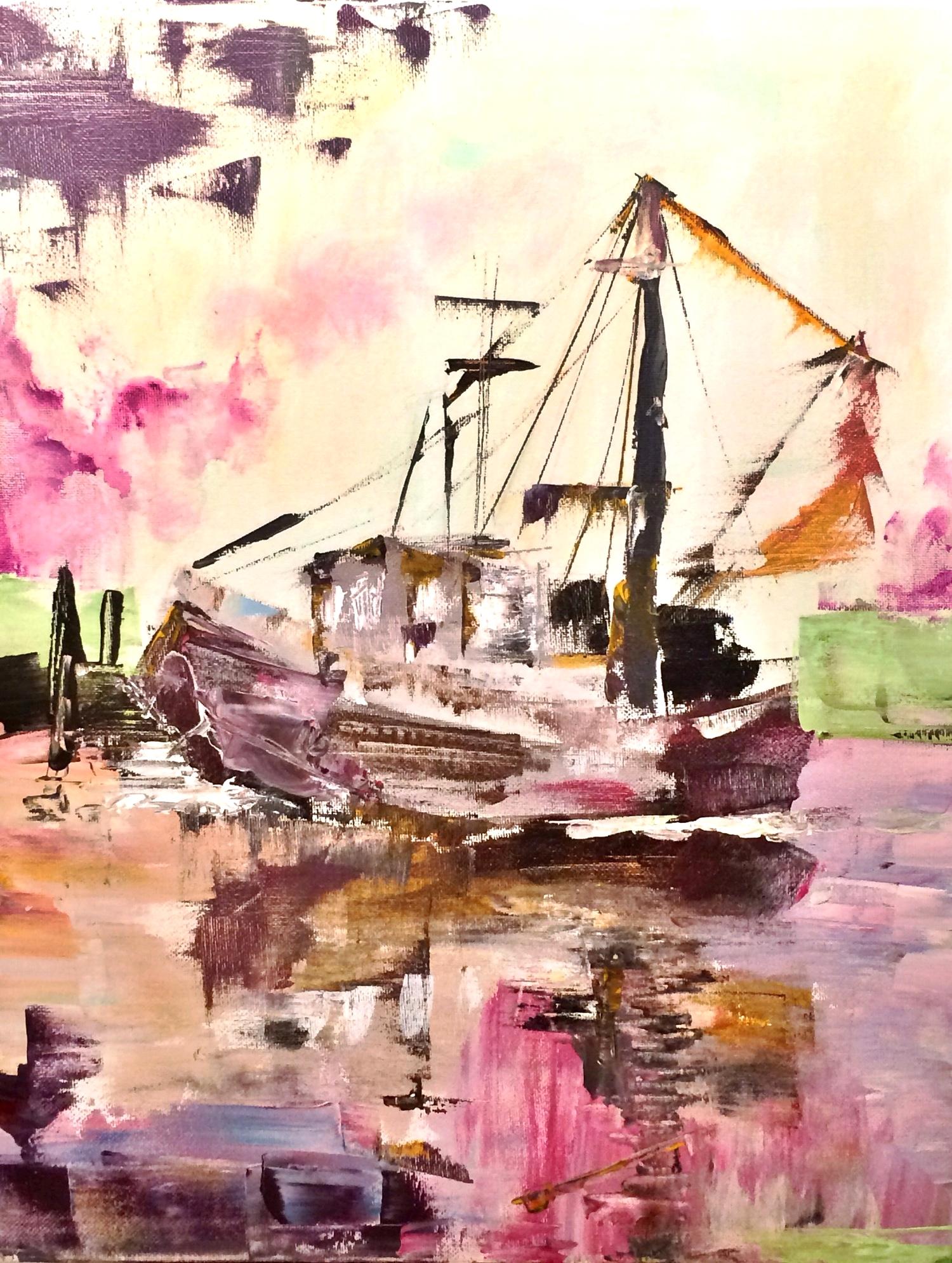 Smoky Ship