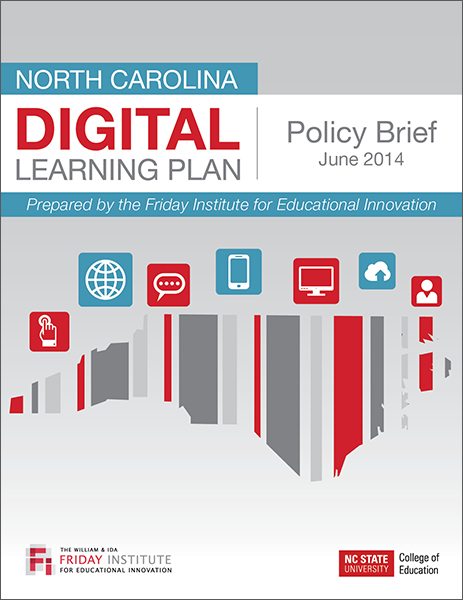North Carolina Digital Learning Plan: Policy Brief
