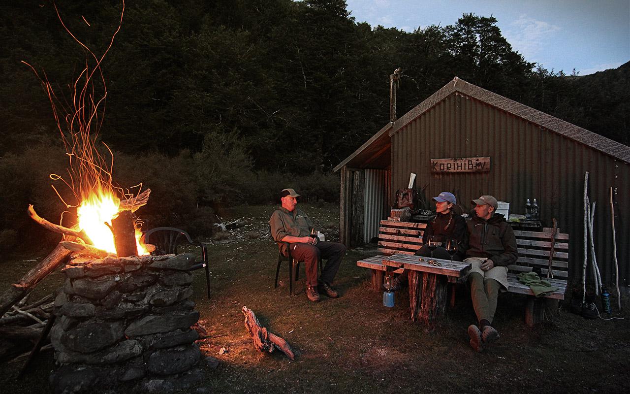 Overnight fishing adventure with Tongariro Lodge