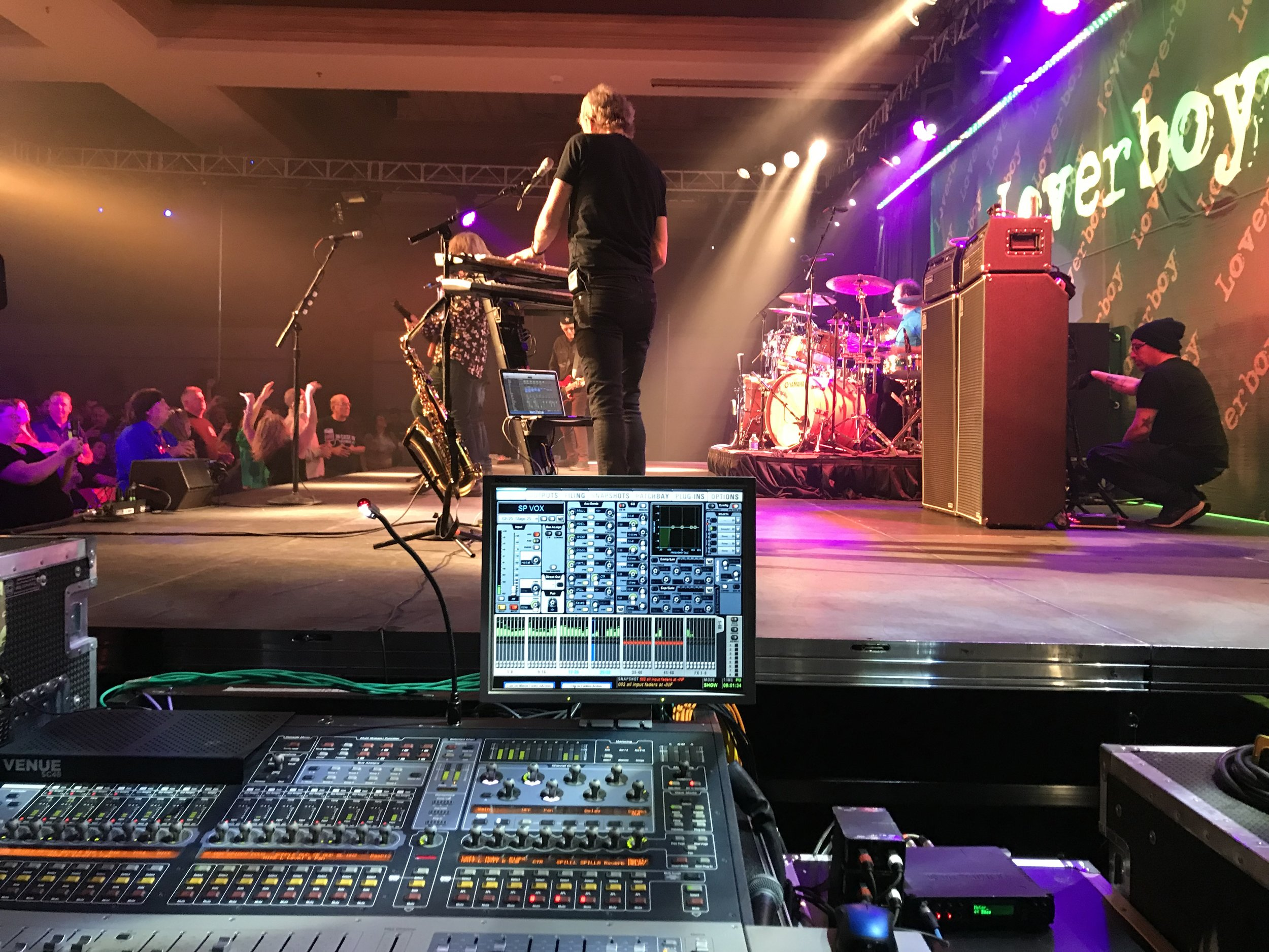 Thunder Valley Casino - Concert Production