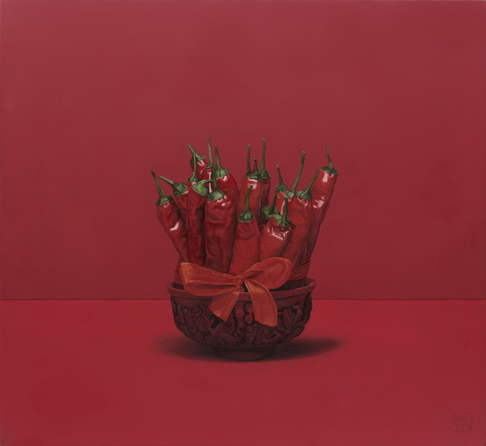 A Bouquet of Peppers 55x60cm Oil on Board.jpg