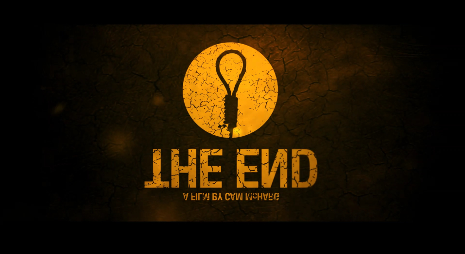 My short film    the end        just got picked up by the    European Independent Film Channel   .    (Click on the graphic above to play.)