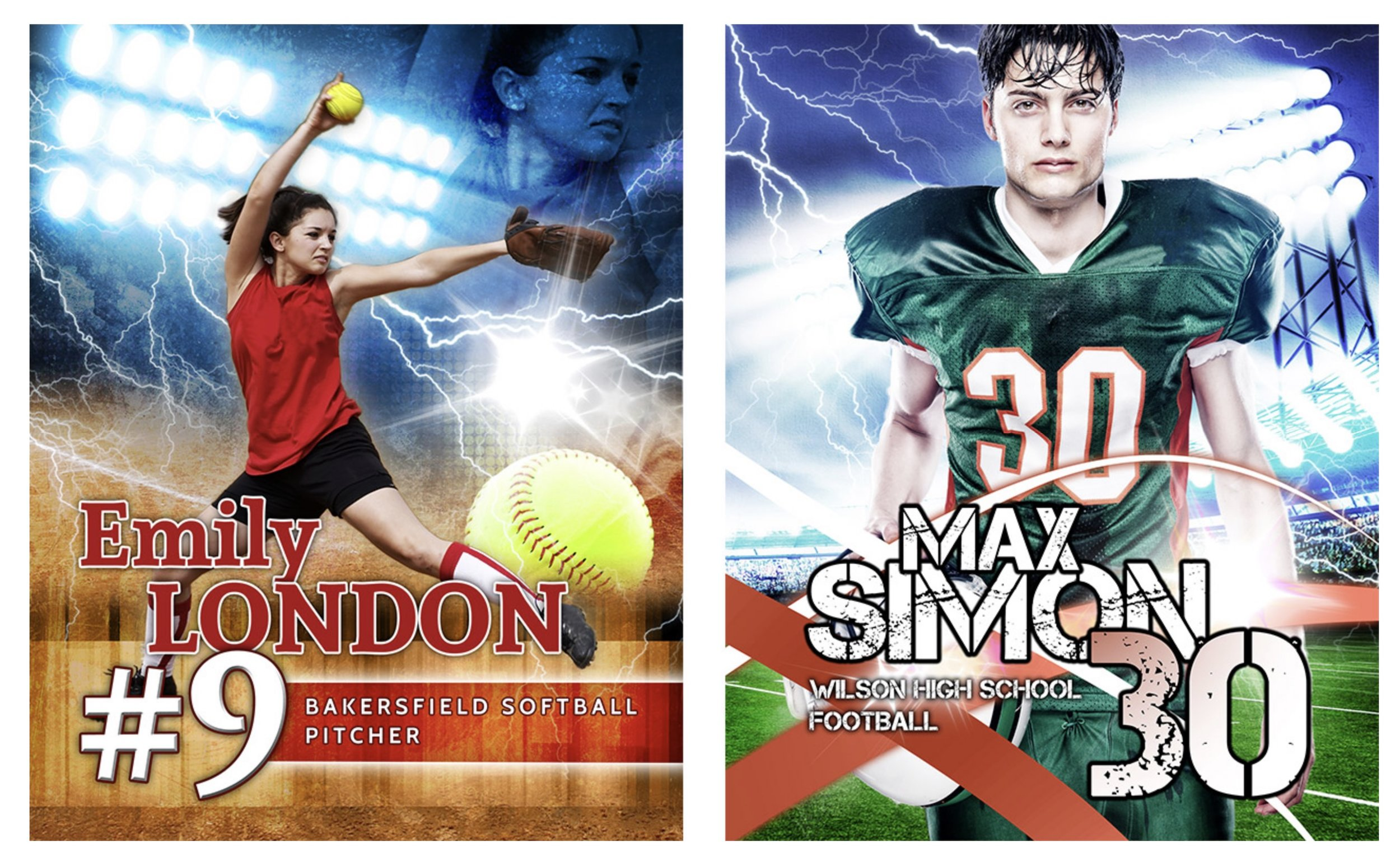 PLAYER POSTER -