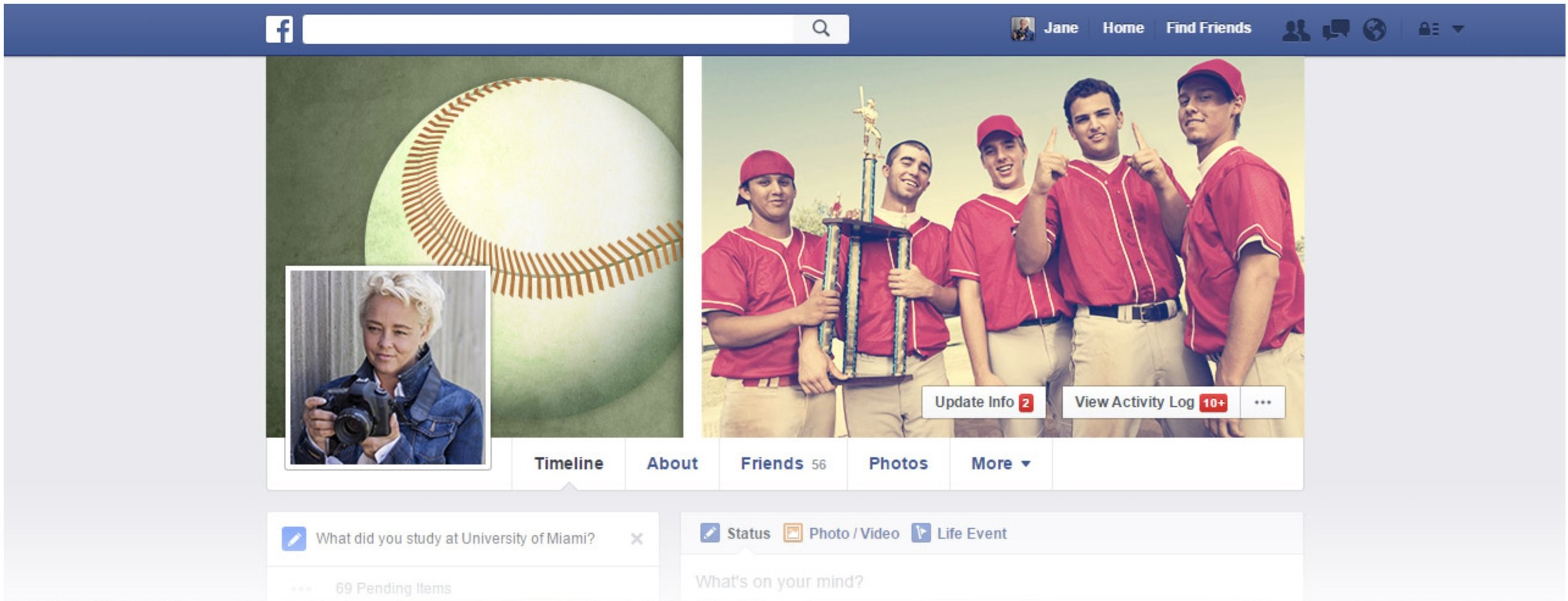 FACEBOOK COVER PHOTO -