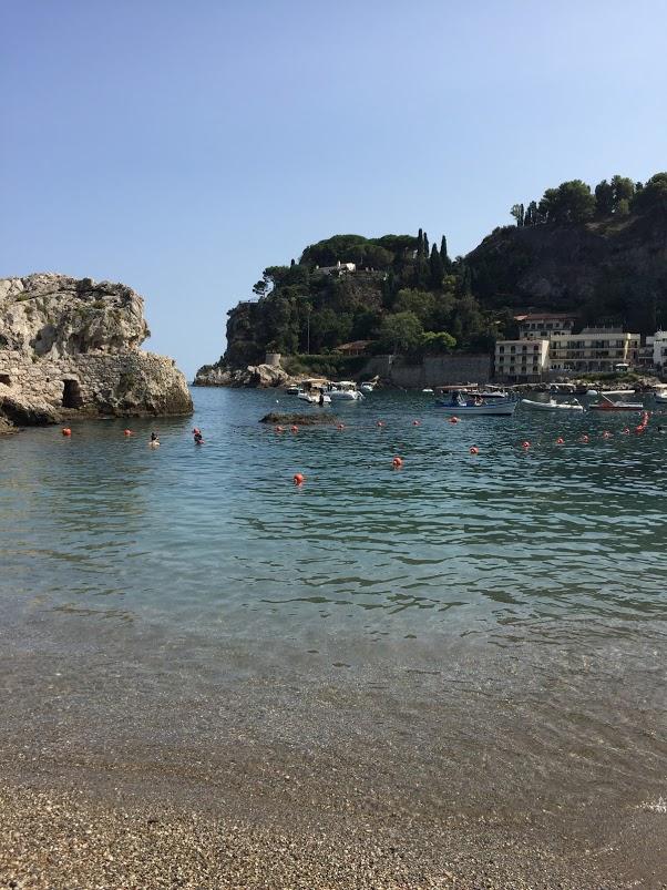 Our public beach spot