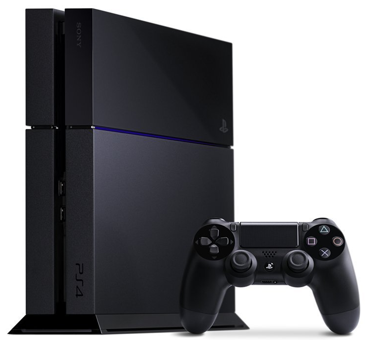 PlayStation 4 - Model Year: 2013 to 2015