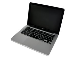 "MacBook Pro 13"" Unibody Early 2011"