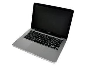 "MacBook Pro 13"" Unibody Late 2011"