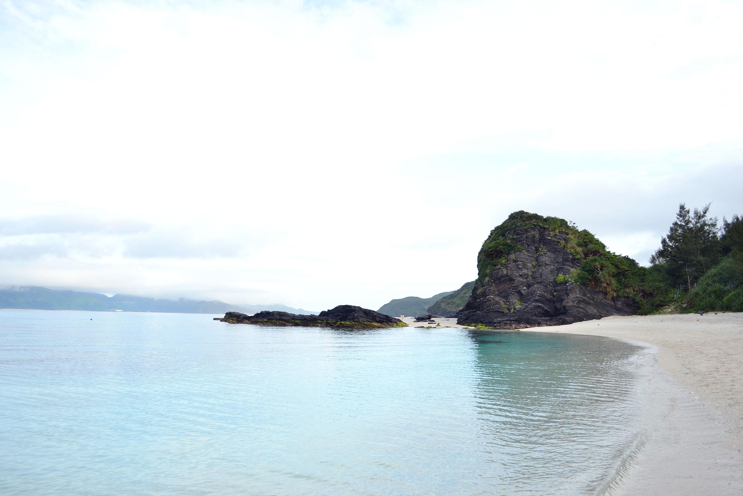 Zamami island, Okinawa