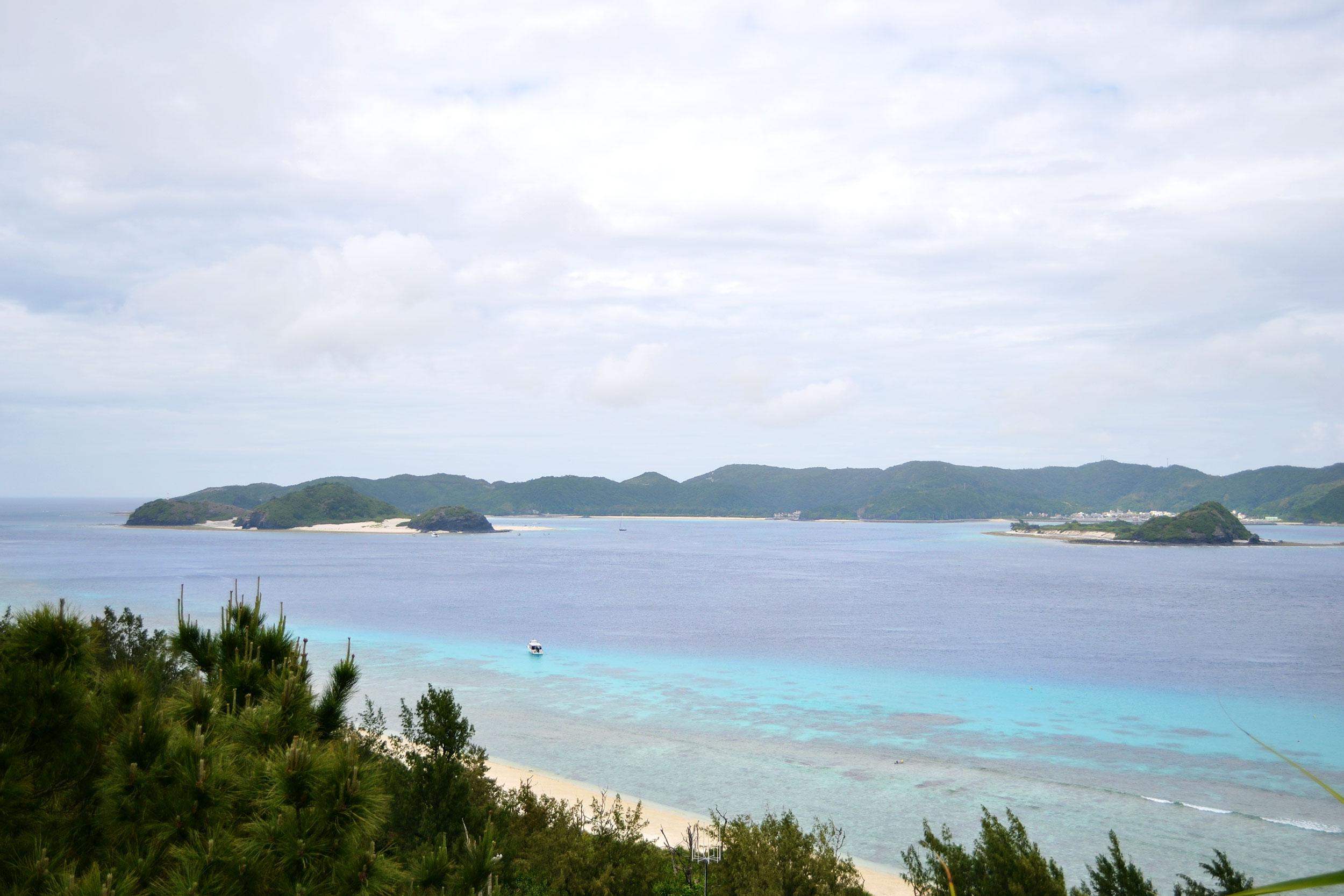 Aka island, Okinawa