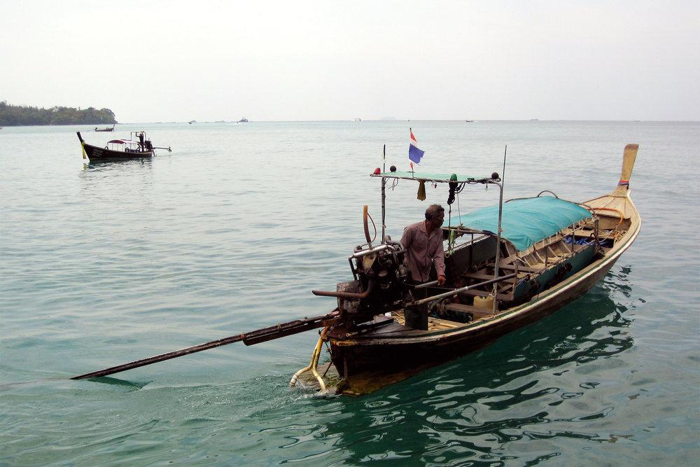 Tour boat captains