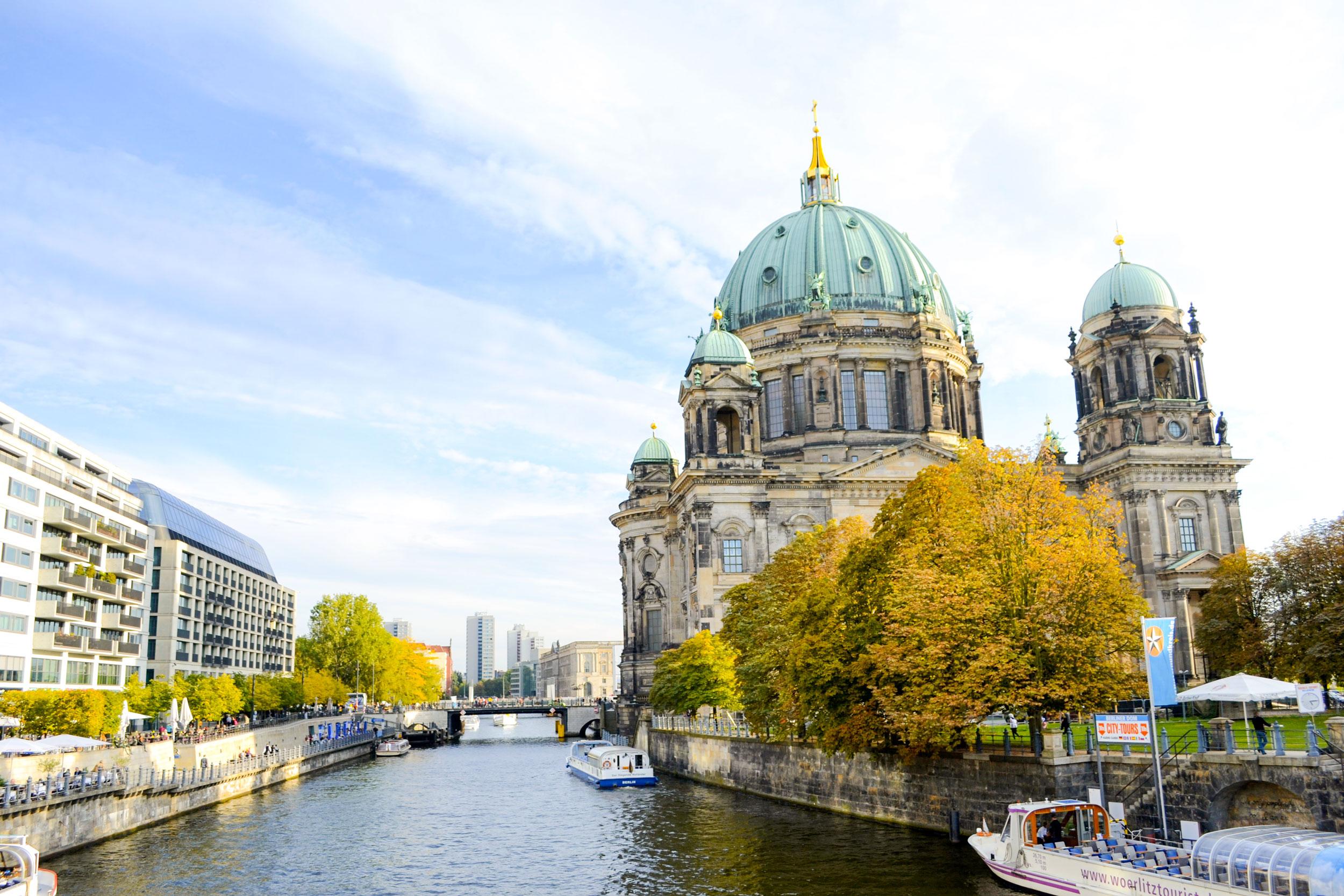 Berliner Dome on Museum Island