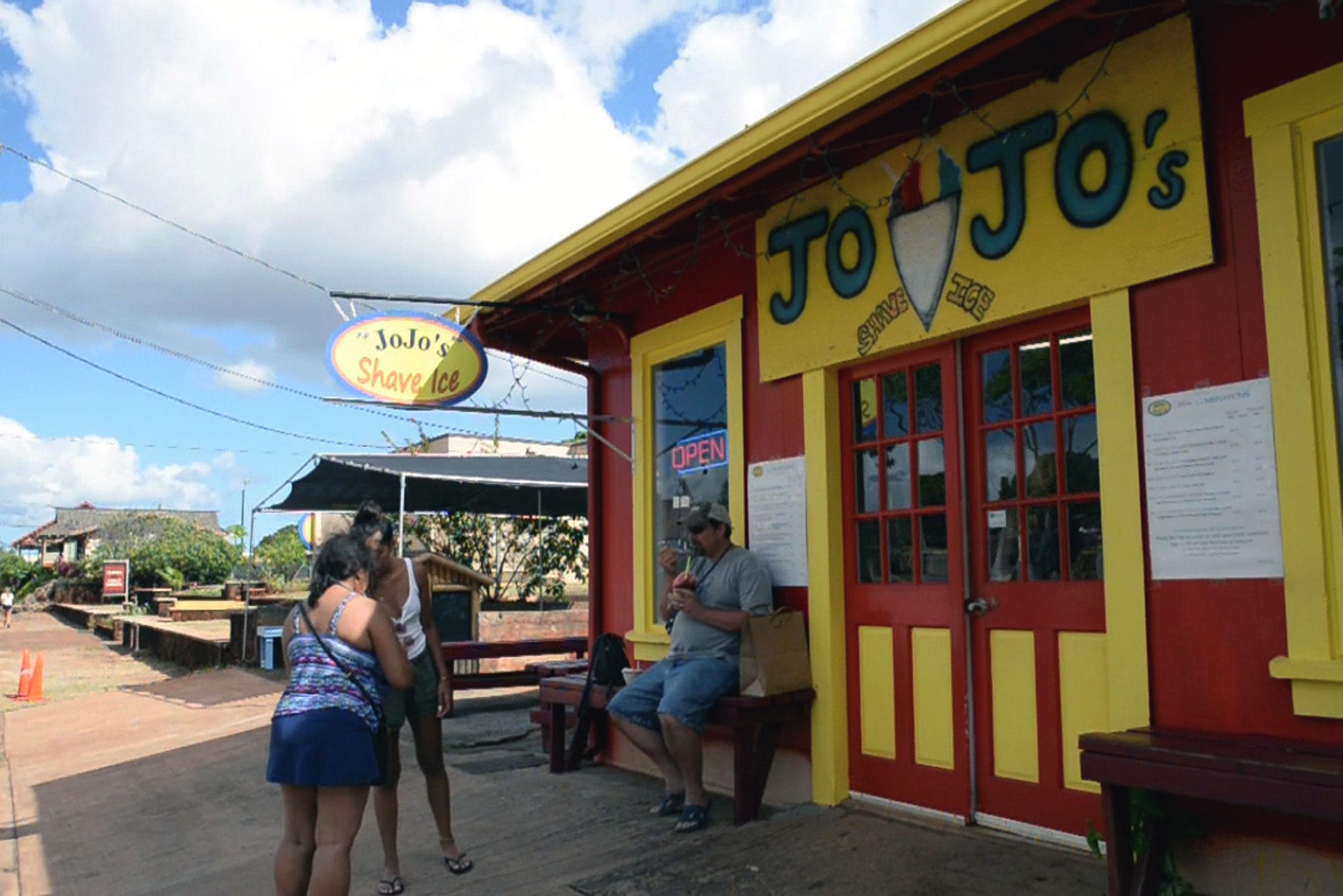 JoJo's Shave Ice