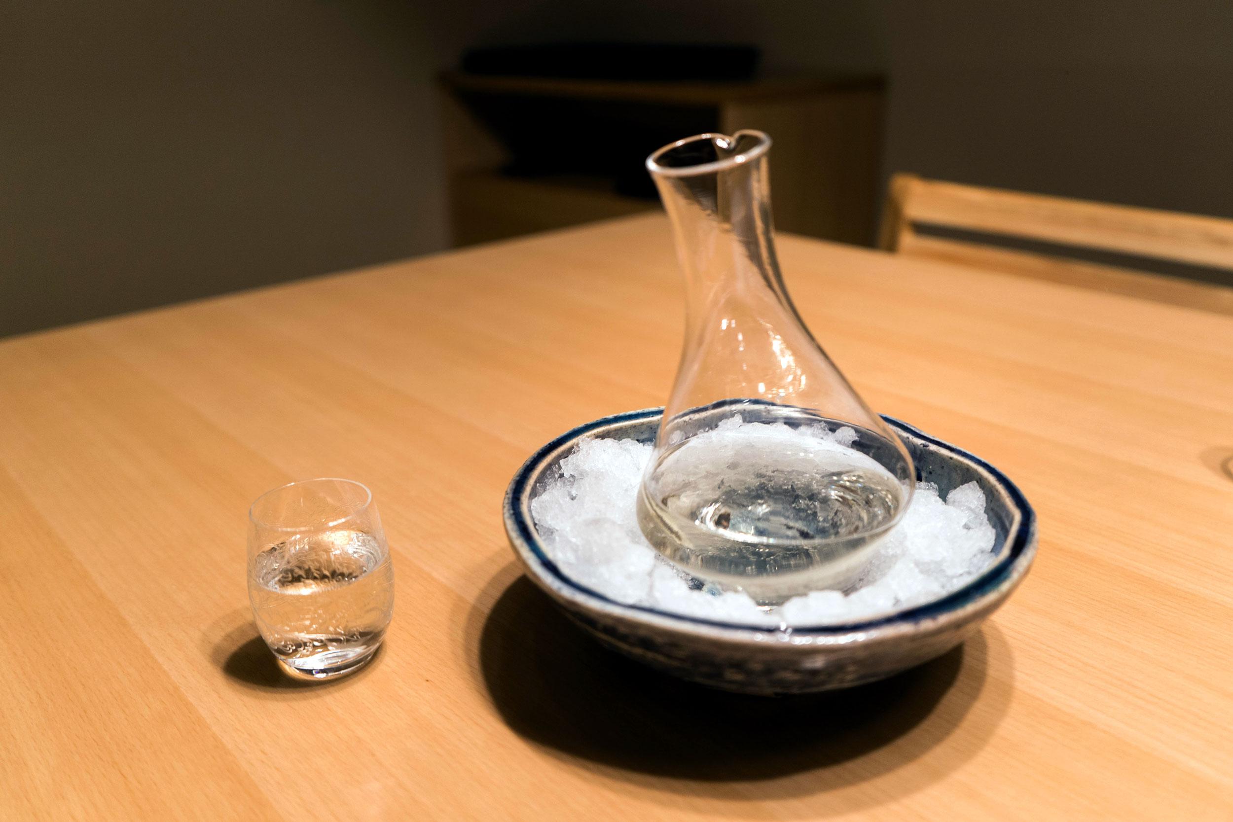Nihonshu (Japanese sake)
