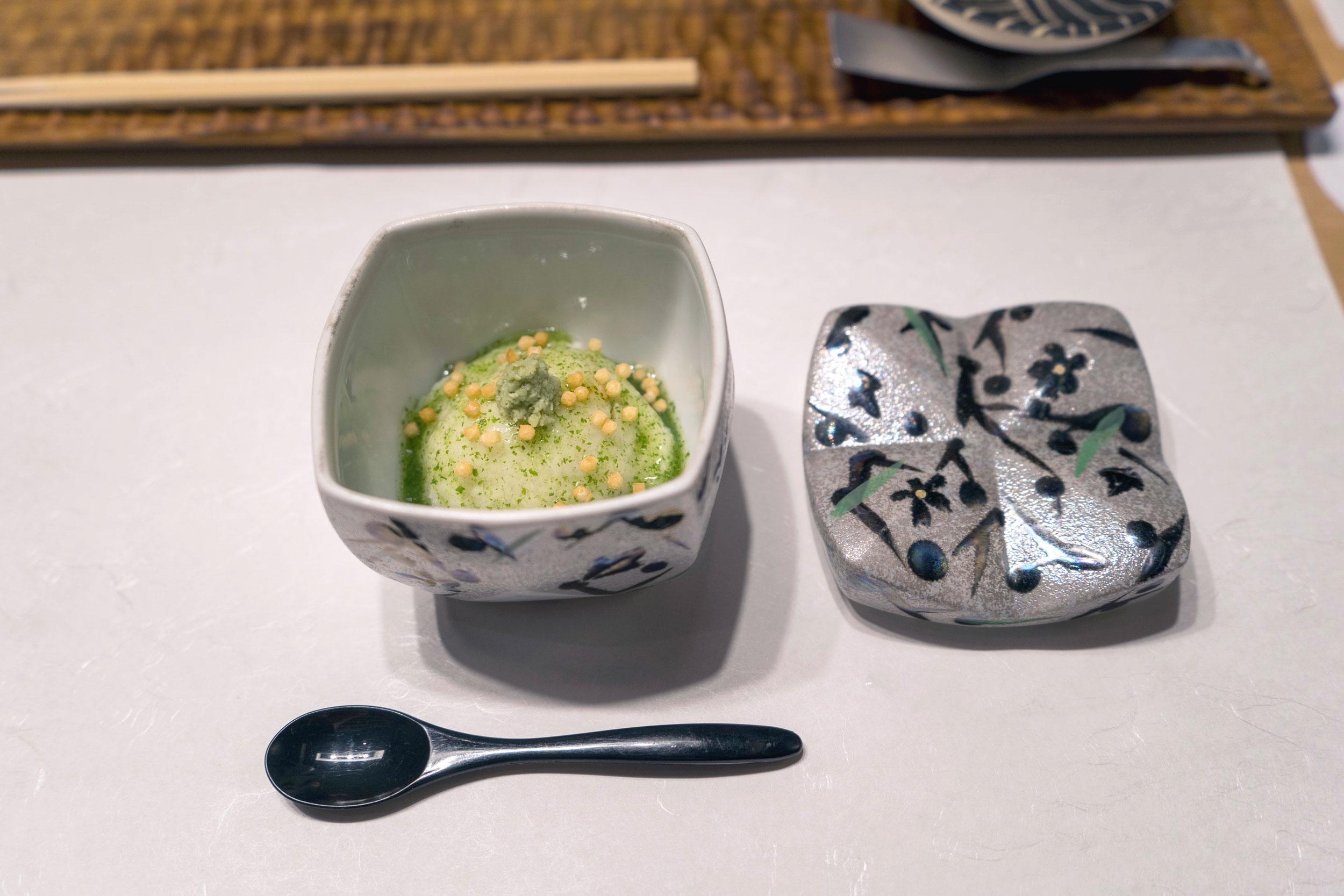 Futamono (steamed dish)