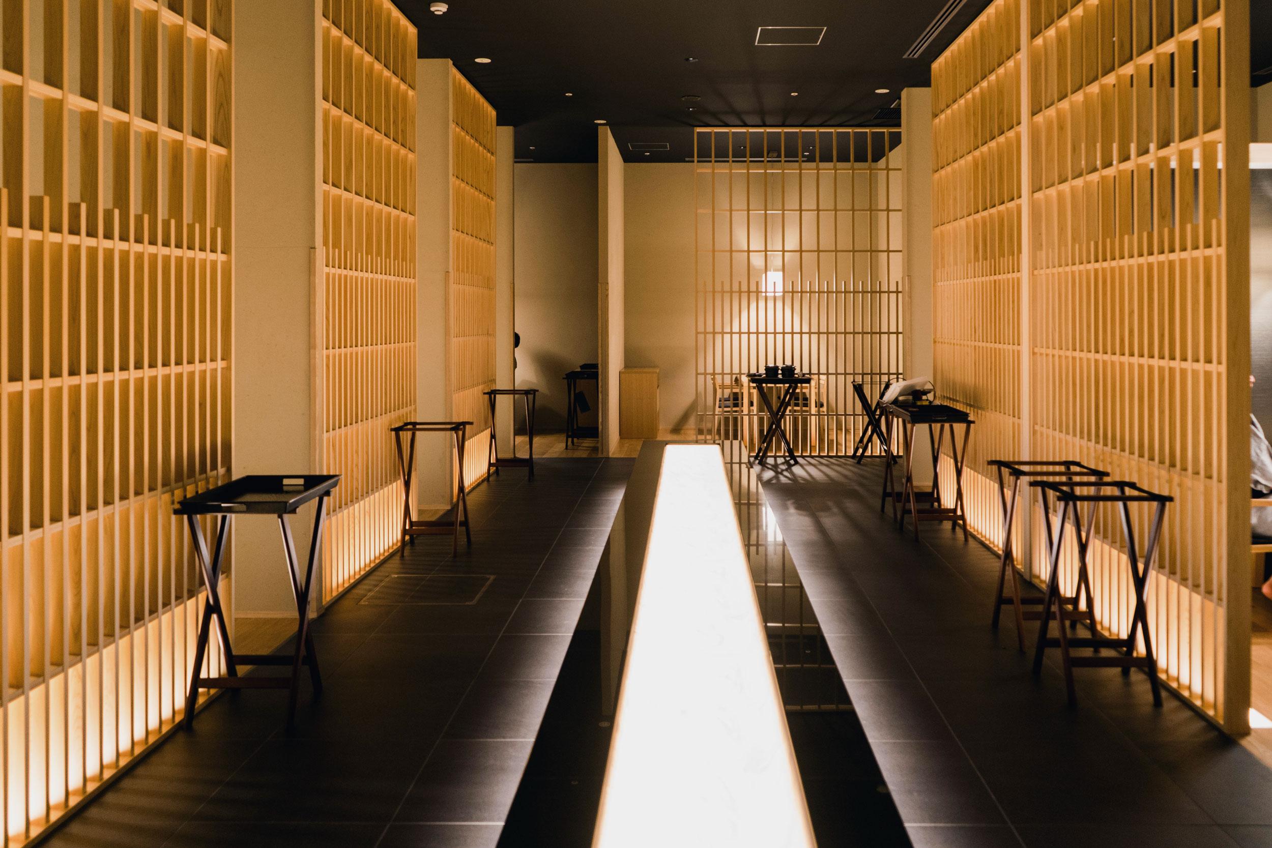 Shokujidokoro (dining hall)