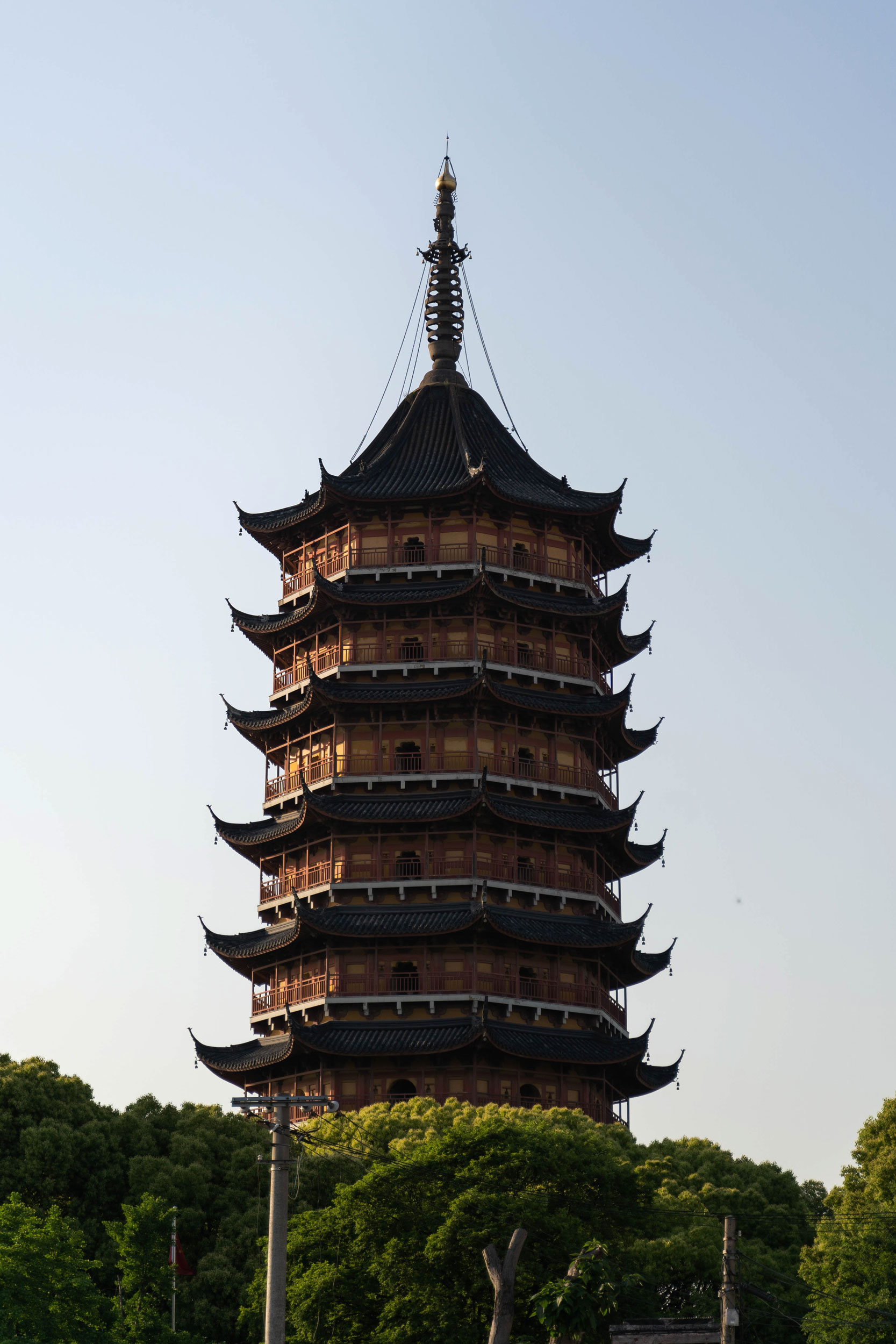 Beisi Ta (The North Pagoda)