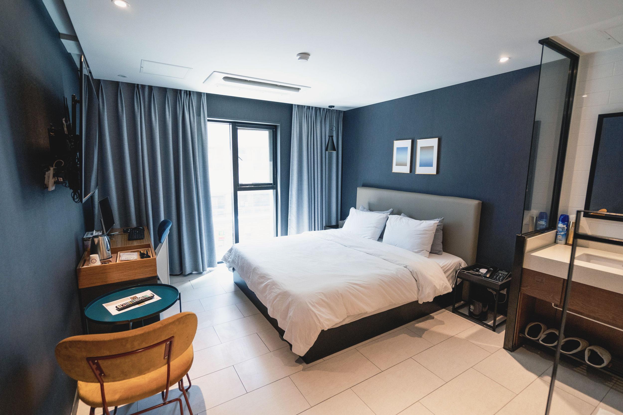 Room at the Brown Dot Hotel Seomyeong