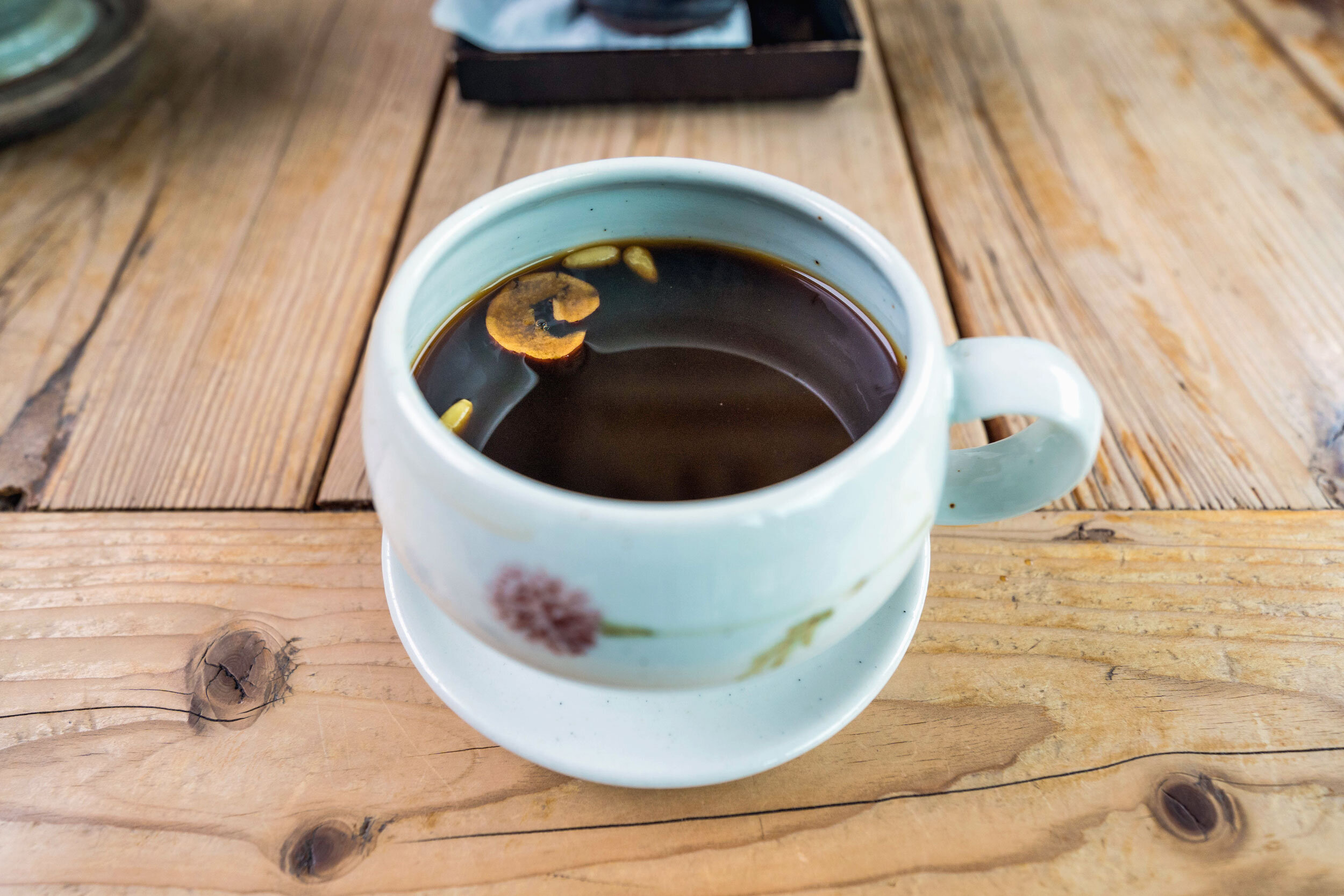 Ssangwha tea