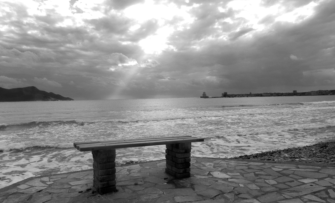 Methoni view