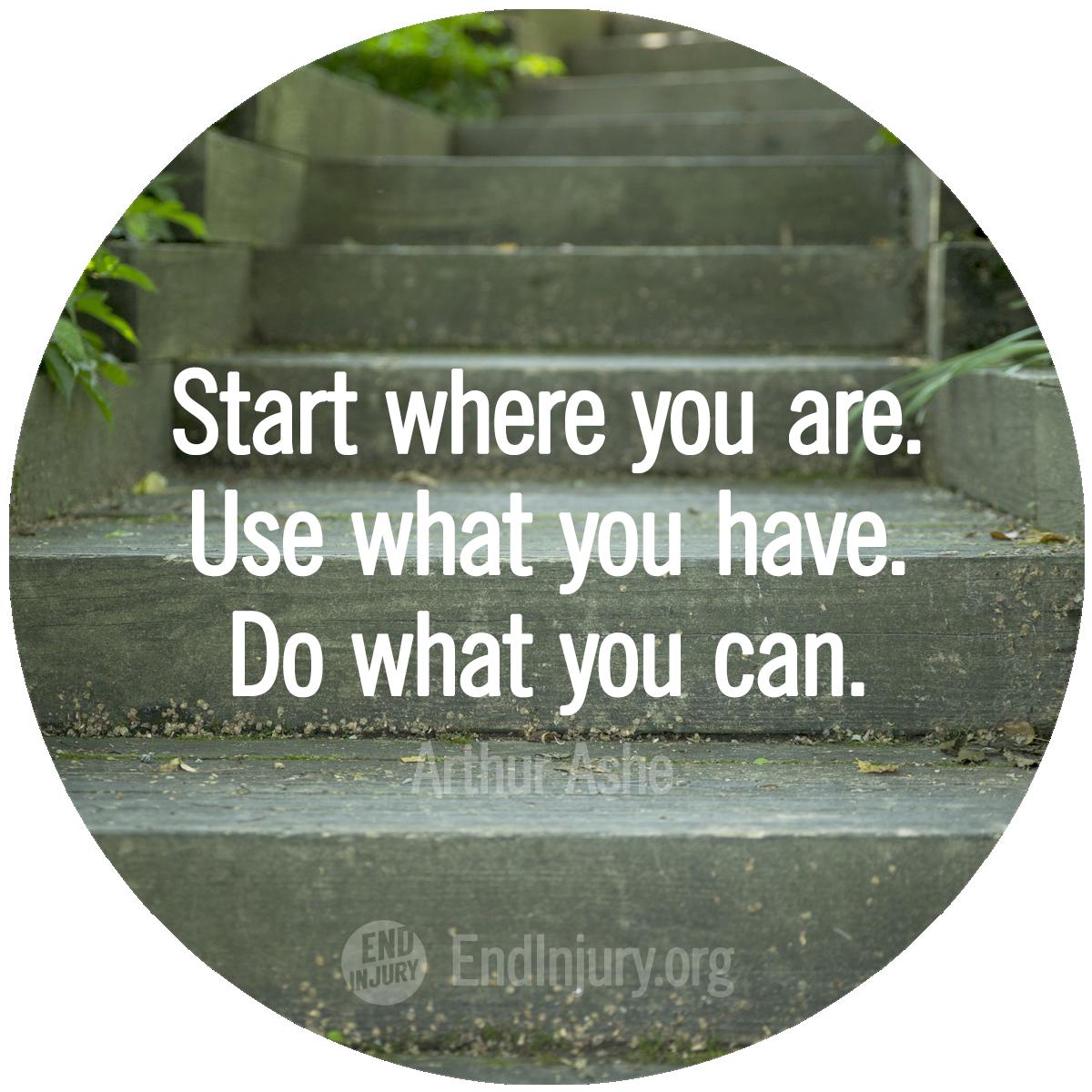 start-arthur-ashe-quote