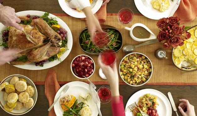 """ Happy Thanksgiving "" Satya Murthy  (CC BY 2.0)"