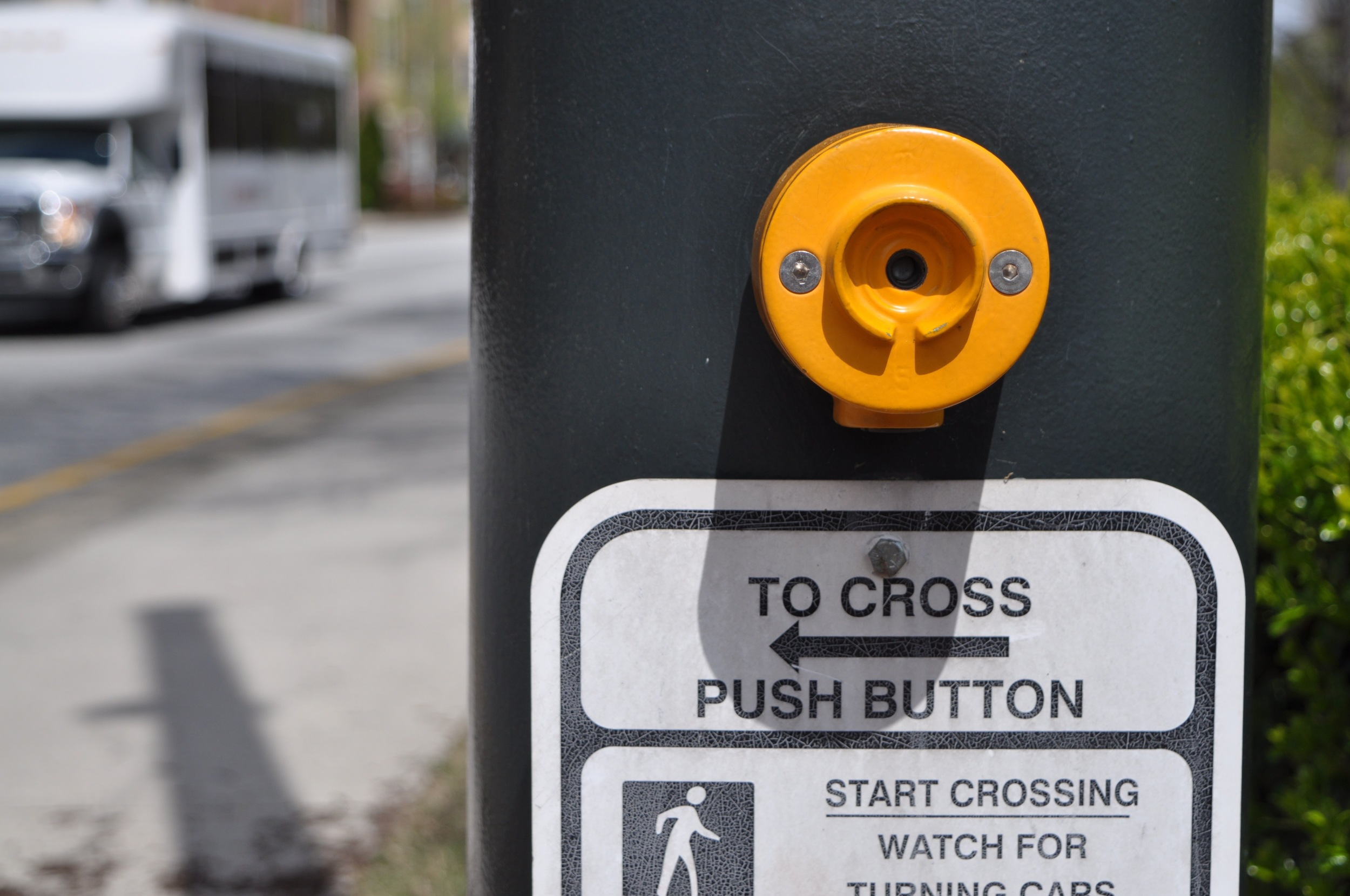 """ Crosswalk "" by Casey Fiesler  (CC BY 2.0)"
