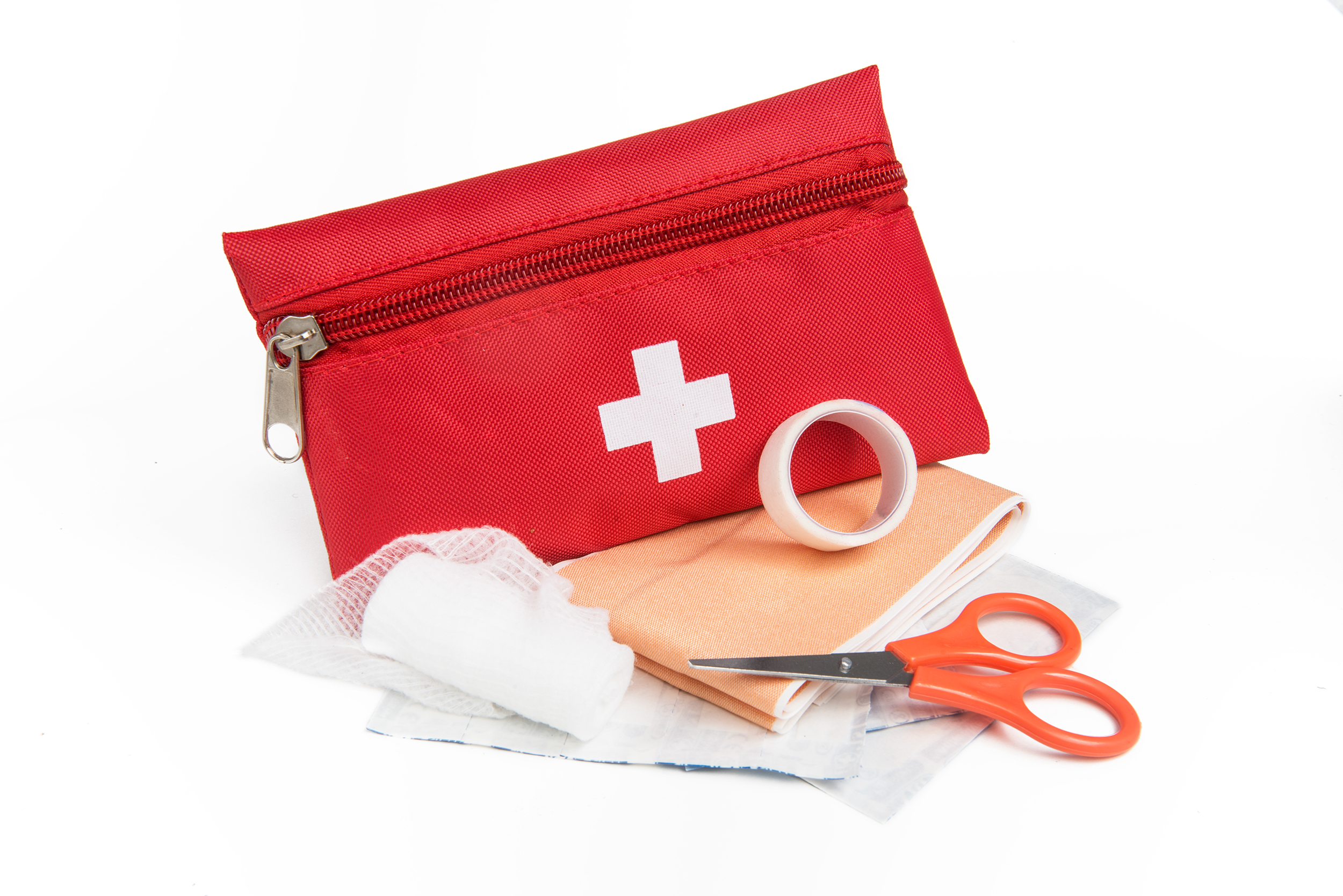 """ First Aid Kit "" from  www.directline.com   (  CC BY 2.0  )"