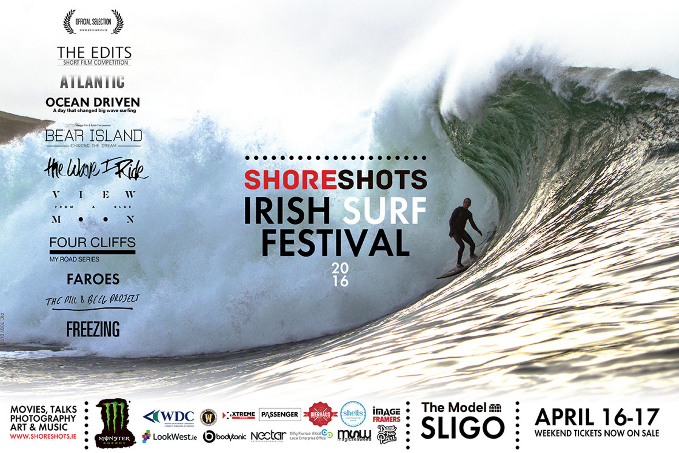 ShoreShots Surf Film Festival