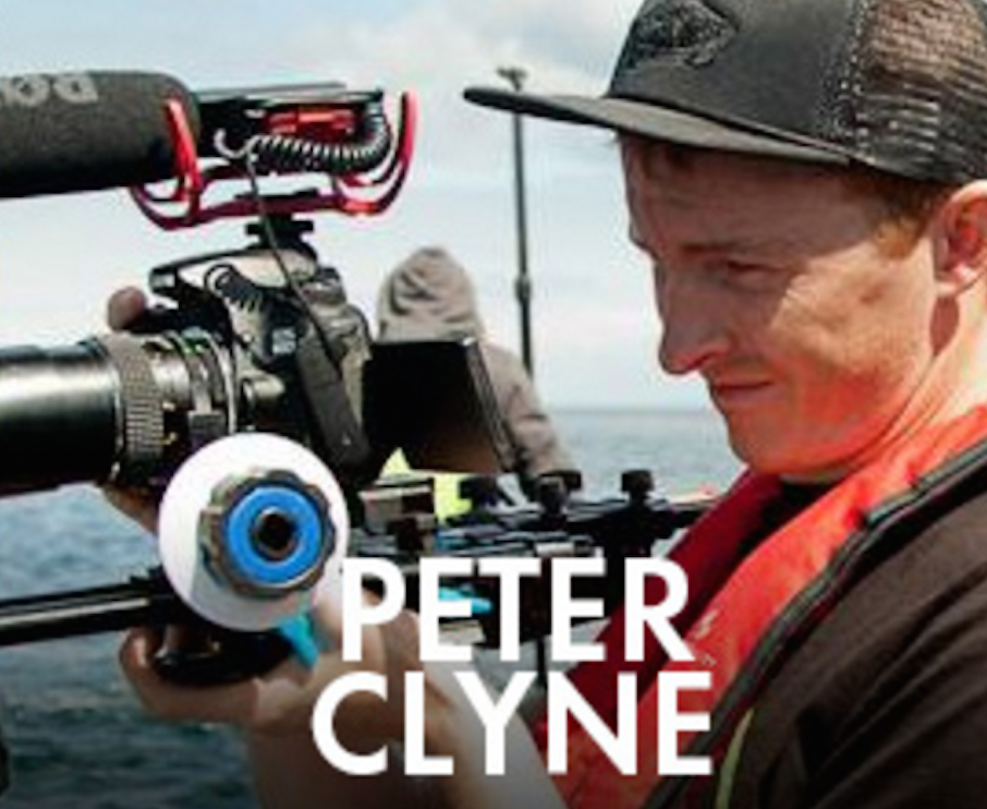 Peter Clyne Surf Film