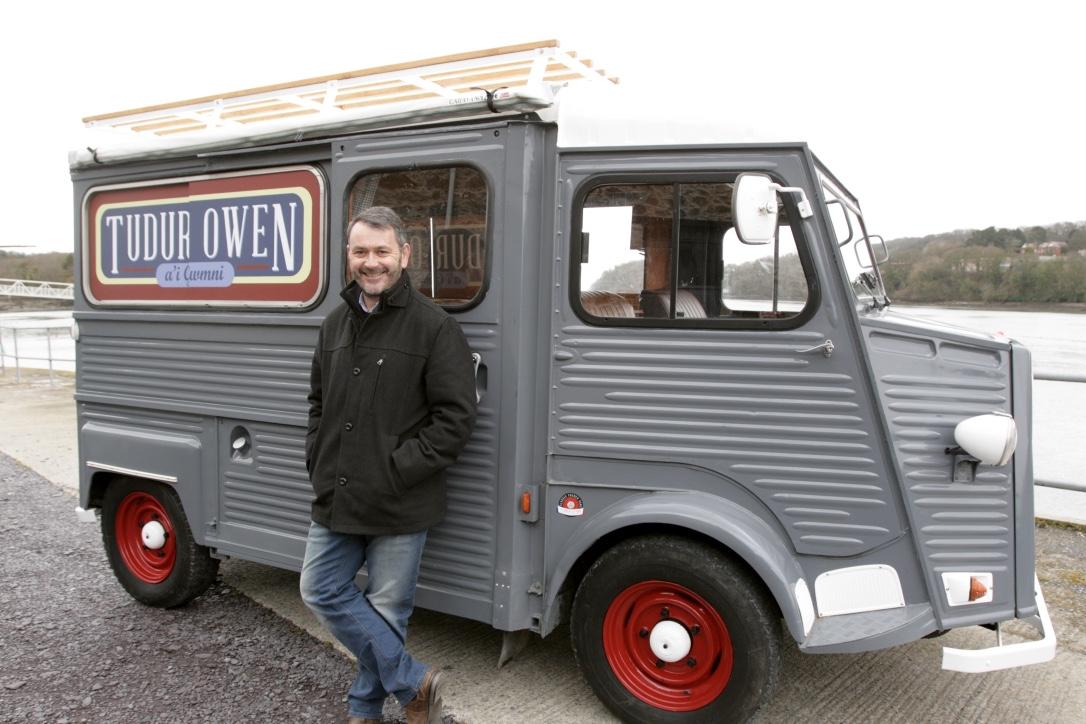 Tudur Owen's Trade Van.jpg