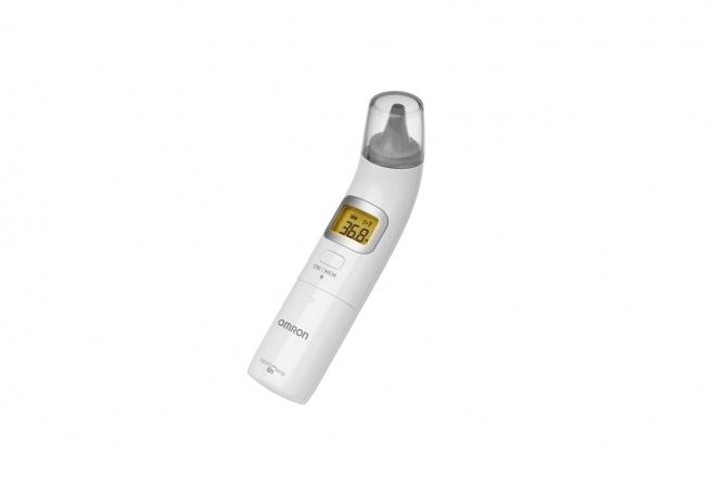 Fieberthermometer fürs Ohr