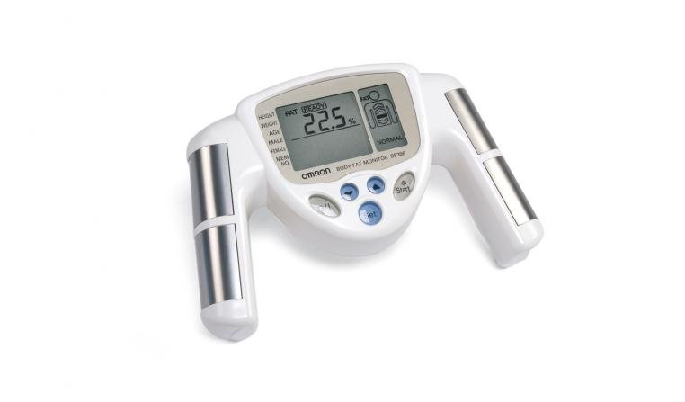 Körperanalyse-Griffgerät