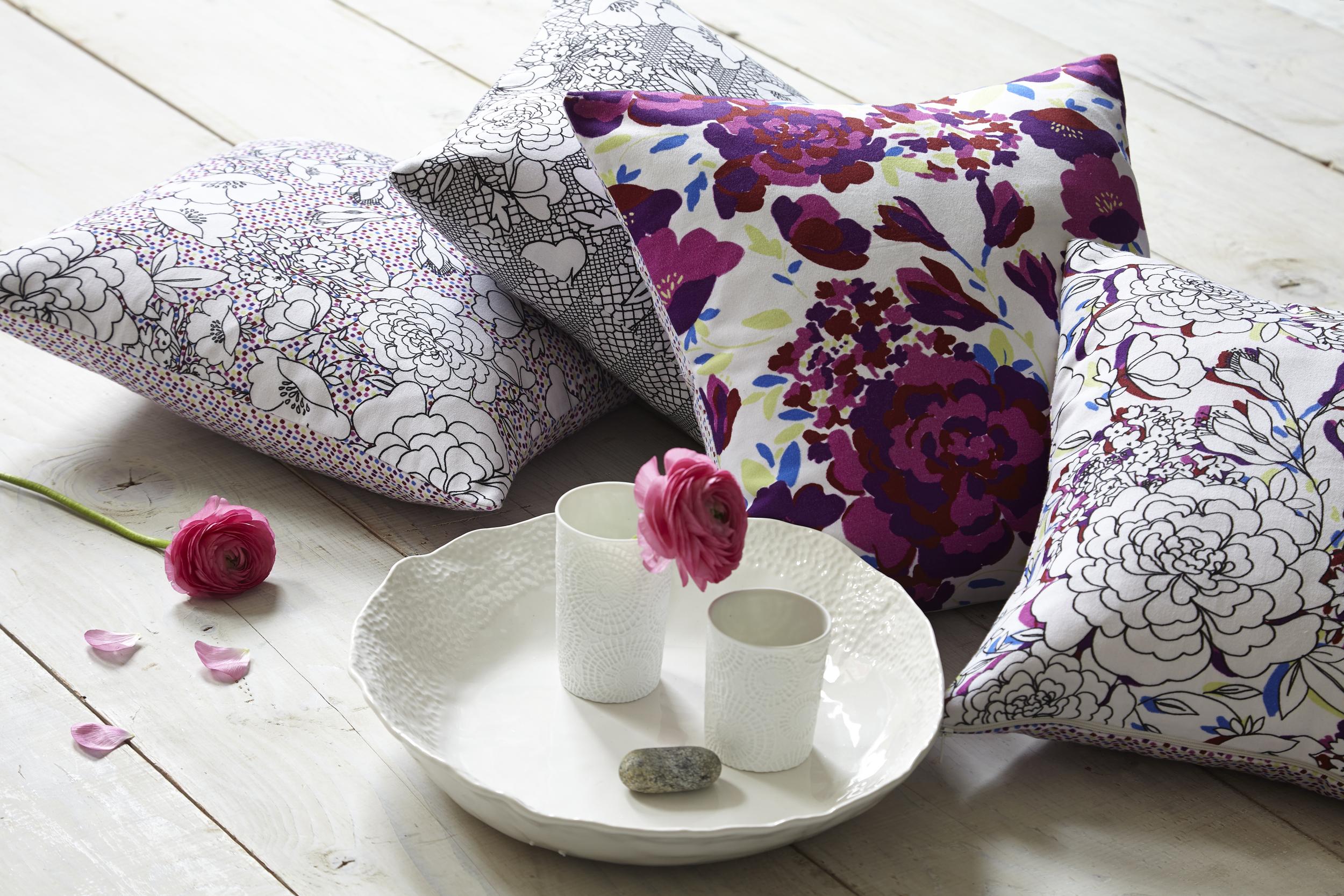 Freya Cushions
