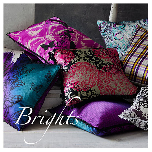 Lauraloves Cushions - Brights Collection