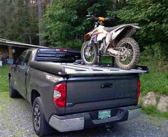 TRUCKBOSS Truck Deck Dirt Bike