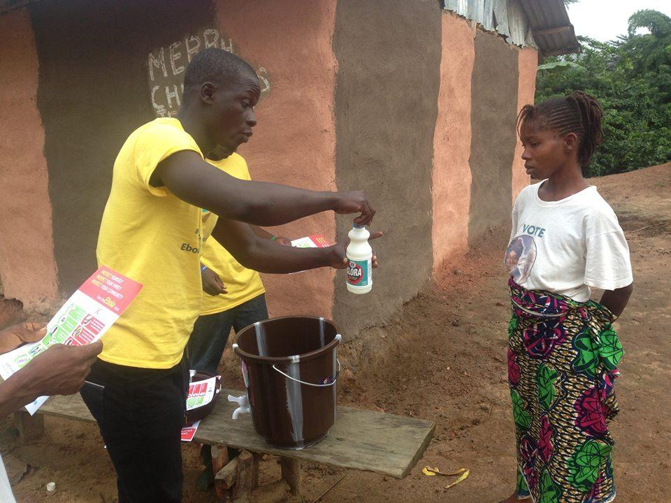 Teaching sanitation