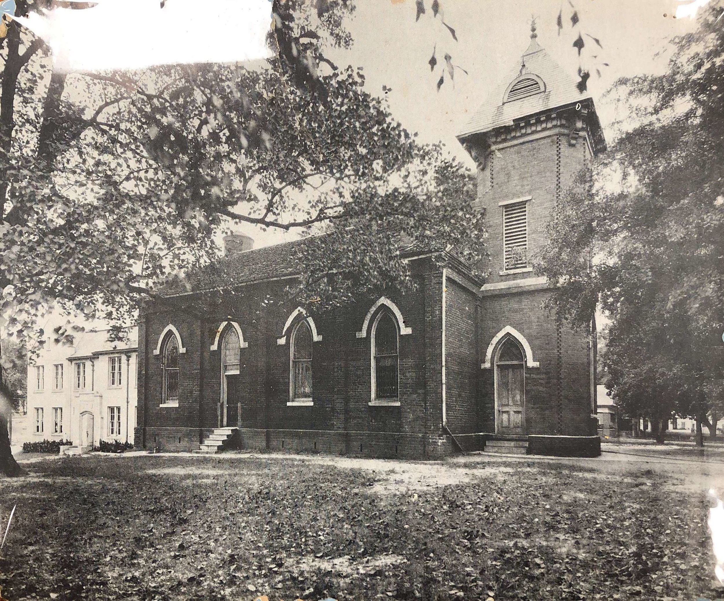 Little Red Brick Church 1872 - First Baptist Church of Decatur.jpg