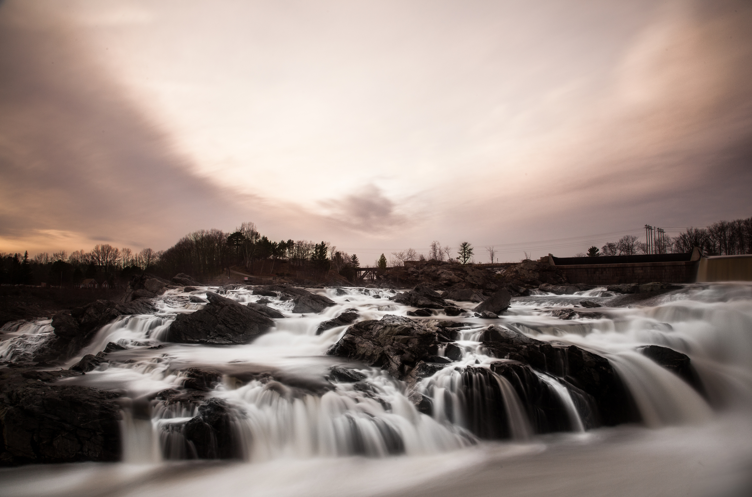 Lewiston-Auburn Dam