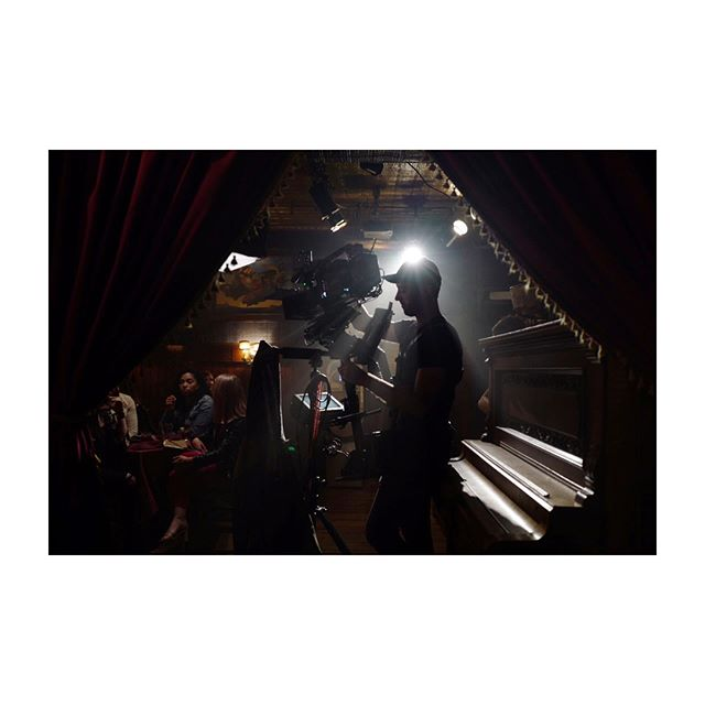 Bar lighting and Steadicams for director @mclain.david |  #Leica #somewheremagazine #LeicaQ #commercial #arri  #ifyouleave #myfeatureshoot #imaginarymagnitude #dreamermagazine #thinkverylittle #portbox #lensculture #moodygrams #nowherediary #photojournalism #documentary #filmmaker #street #streetphotography
