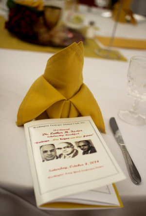 WTAC Annual Luther H. Foster Scholarship Breakfast - 10/4/2014