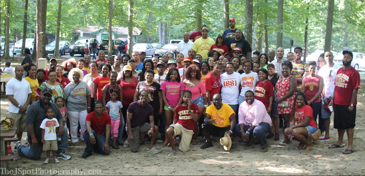 Annual Alabama Big 3 Cookout - 8/16/2014