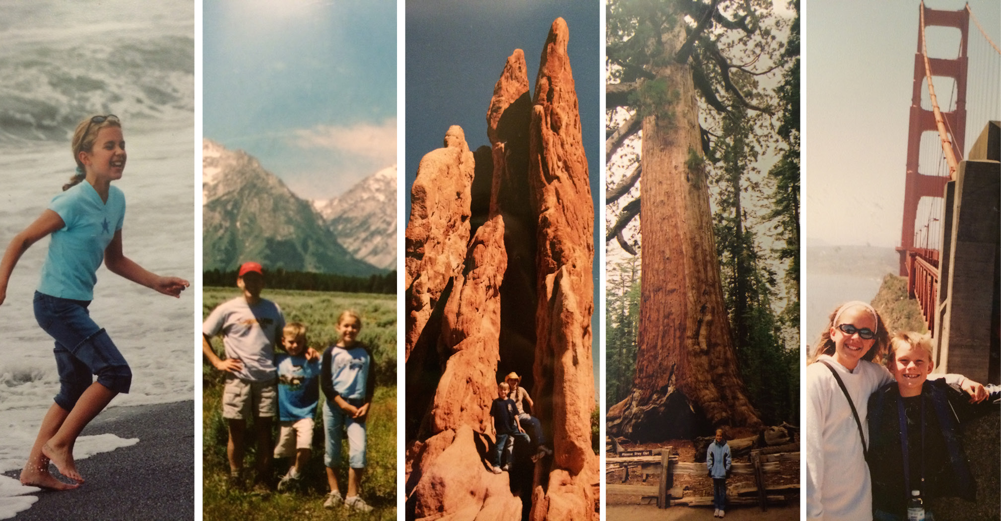 My family took a six-week road trip up the West Coast in 2004-- best summer adventure of all time. I'll never forget experiencing so much of America like that.