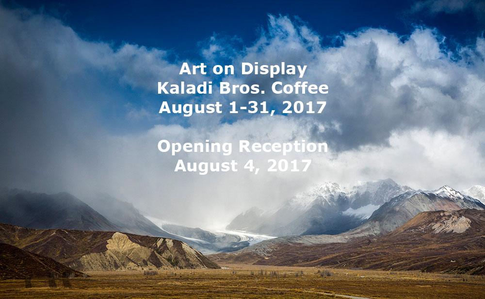 © 2016 Tara Horton Art Show Invitation
